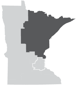 Minimap of this congressional district